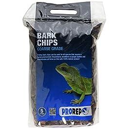 ProRep Bark Chips,Coarse Grade, 5 Litre