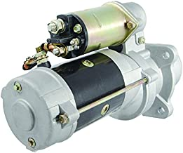 AJ-ELECTRIC Gear Reduction Starter Replacement for John Deere 3020 4000 4020 4030 4230 4430 4620 7020