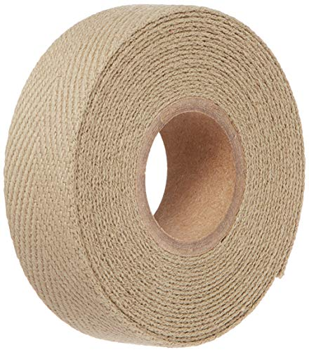 Newbaum's 849430033963 bar Khaki Cotton Road Cloth Tape, Beige
