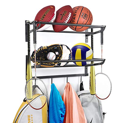 ANTOPY Sports Equipment Storage ...