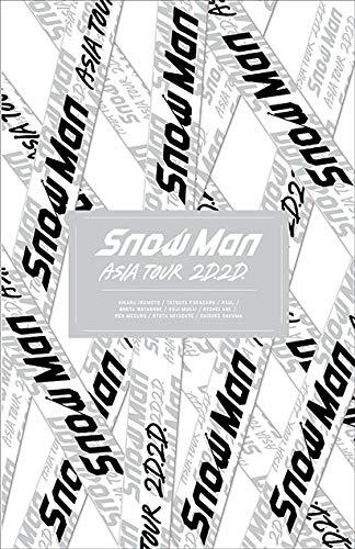 Snow Man ASIA TOUR 2D.2D. (Blu-ray3枚組)(初回盤Blu-ray)