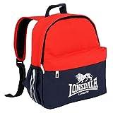 Lonsdale - Mini zaino da viaggio, accessori casual