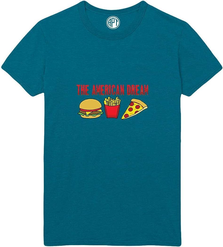 The American Dream Printed T-Shirt