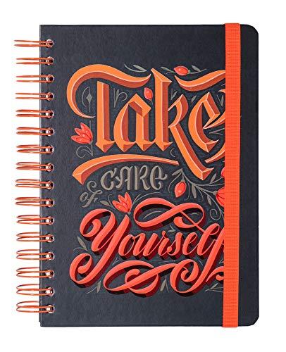 ERIK - Cuaderno de notas A5, Bullet Journal Anna Rolskaya (15,6x21,6 cm)