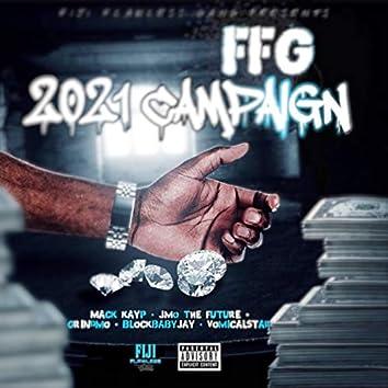 Fiji Flawless Gang: 2021 Campaign