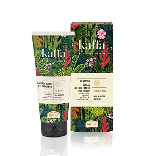Helan Kaffa Champú ducha gel perfumado energizante – 200 ml