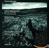 Cellosuite 1 / Violinsonaten und Trio - homas Demenga