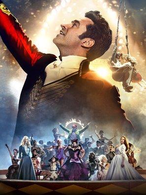 Poster The Greatest Showman - Hugh Jackman - U.S Textless Movie Wall Print - 30 x 43 cm