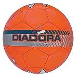 Diadora Unisex Fulmine Mini Soccer Ball,Orange,One Size