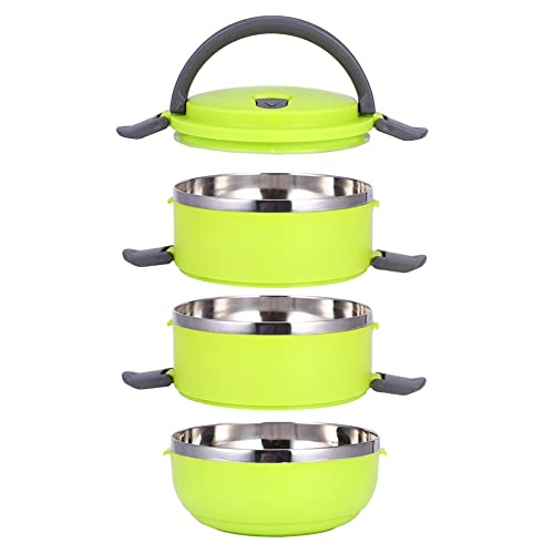 Metal Stackable Lunch Box: Amazon com