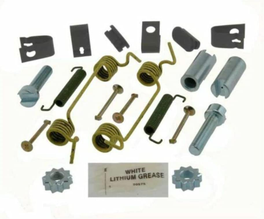Customized Quality inspection Parking Brake Hardware Cheap mail order shopping Kit with 12-18 compatible F-35