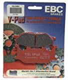 EBC Brakes FA199V Semi Sintered Disc Brake Pad