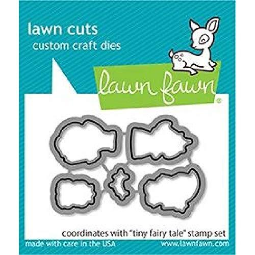 Lawn Cuts Custom Craft Die -Tiny Fairy Tale
