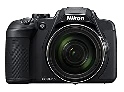 The Nikon Coolpix B700 - Black