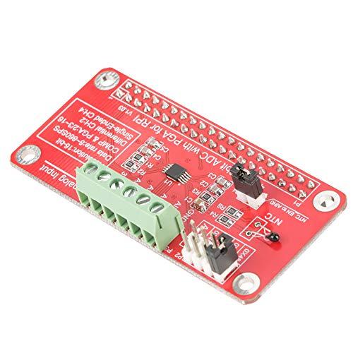 Módulo ADC programable, Módulo analógico a digital Convertidor analógico Paquete ultra pequeño Muestreo de precisión Metal, Plástico