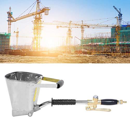 needlid Pulverizador de Cemento, máquina de pulverización de Aluminio Que Ahorra Mano de Obra, para la renovación de la construcción