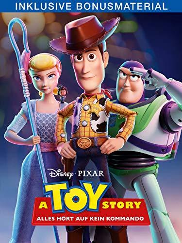 A Toy Story: Alles hört auf kein Kommando (inkl. Bonusmaterial) [dt./OV]