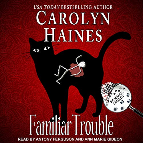 Familiar Trouble cover art