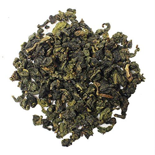 The Tea Farm - Monkey Picked Tie Guan Yin Oolong Tea - Loose Leaf Oolong Tea (4 Ounce Bag)