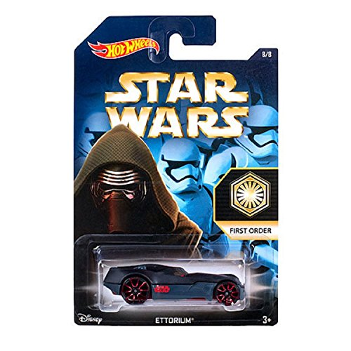 Mattel Ckj41 Hot Wheels Star Wars Assortiment aléatoire