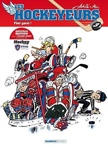 Les Hockeyeurs - tome 03