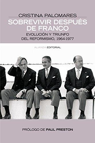 Sobrevivir después de Franco (Alianza Ensayo nº 3492301) eBook: Palomeras, Cristina: Amazon.es: Tienda Kindle