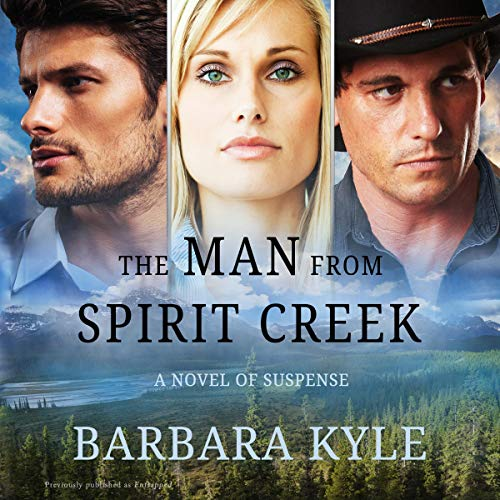 The Man From Spirit Creek audiobook cover art