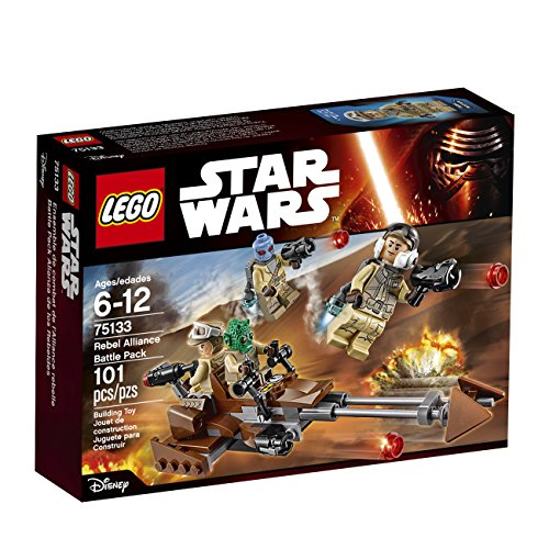 LEGO Star Wars 75133 Rebel Alliance Battle Pack (101 Piece)