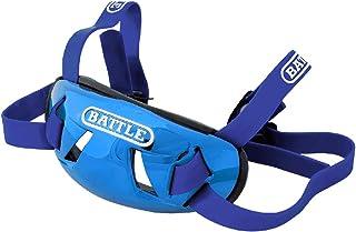 Battle Sports Science Battle 镀铬成人橄榄球绑带(27AC0000XX-成人) 蓝色 可调节