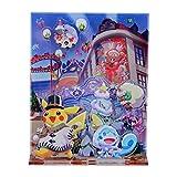 ポケモンセンターオリジナル アクリルスタンド Pokémon Christmas Wonderland ピカチュウ