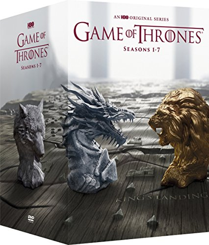 Game of Thrones: The Complete Seasons 1-7 (DVD)
