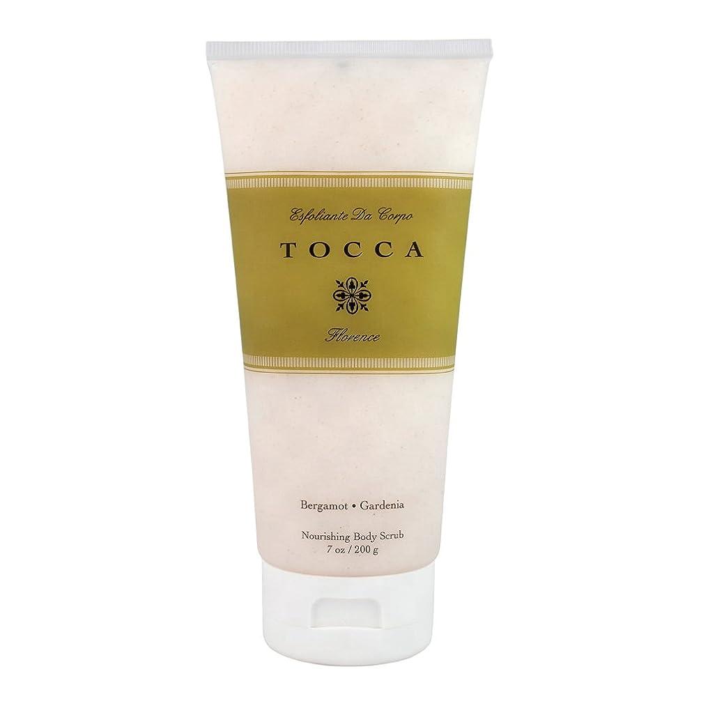 全体にスワップペットトッカ(TOCCA) ボディーケアスクラブ フローレンスの香り 200ml(全身?ボディー用マッサージ料 ガーデニアとベルガモットが誘うように溶け合うどこまでも上品なフローラルの香り)