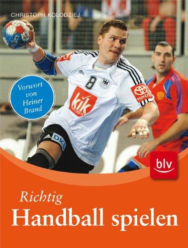 Richtig Handball spielen: Stopper: Vorwort von Heiner Brand