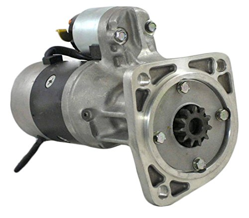 Rareelectrical STARTER COMPATIBLE WITH Nissan UD Trucks 1200 1400 18CS 1999 2000 2001 2002 2003 2004 S15-05A