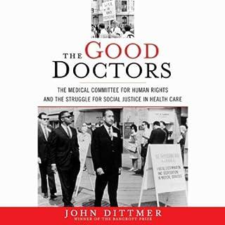 The Good Doctors audiobook cover art