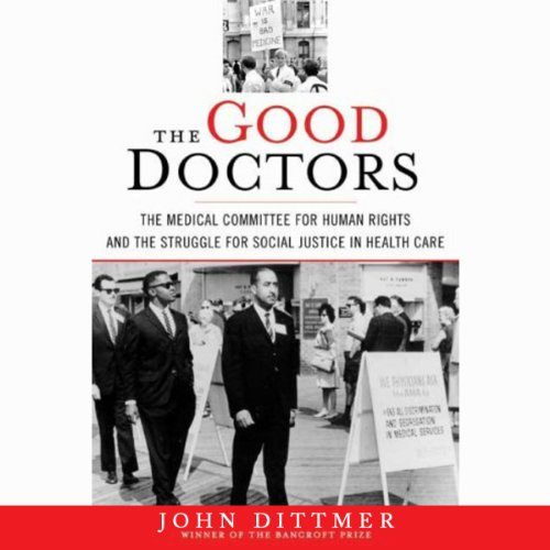 The Good Doctors audiobook cover art