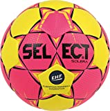 SELECT Solera Ballon de handball Rose-Vert, Taille 3