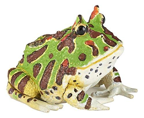 Papo 50220 Hornfrosch WILDTIERE DER Welt Figur, Mehrfarben
