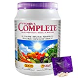 Andrew Lessman Multivitamin - Women's Complete 120 Packets – High Potencies of 30+ Nutrients, Essential Vitamins, Minerals & Carotenoids. Small Easy-to-Swallow. No Binders, No Fillers, No Additives