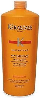 Kerastase Discipline Bain Oleo-Relax Shampoo, 1000 ml