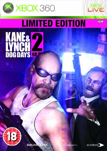 Kane and Lynch 2: Dog Days - Limited Edition  (Xbox 360) [Importación inglesa]
