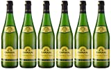 Zapiain Sidra Nature de 7º - Paquete de 6 botellas de 75 - Total 450 cl