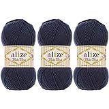 Alize Baby Best, 10% Bambú - 90% Acrílico (Anti-Pilling Acrílico), Hilos Clásicos de Tejer a...