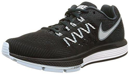Nike Damen Air Zoom Vomero 10 Laufschuhe, Schwarz (Classic Charcoal/White/Black), 36 EU
