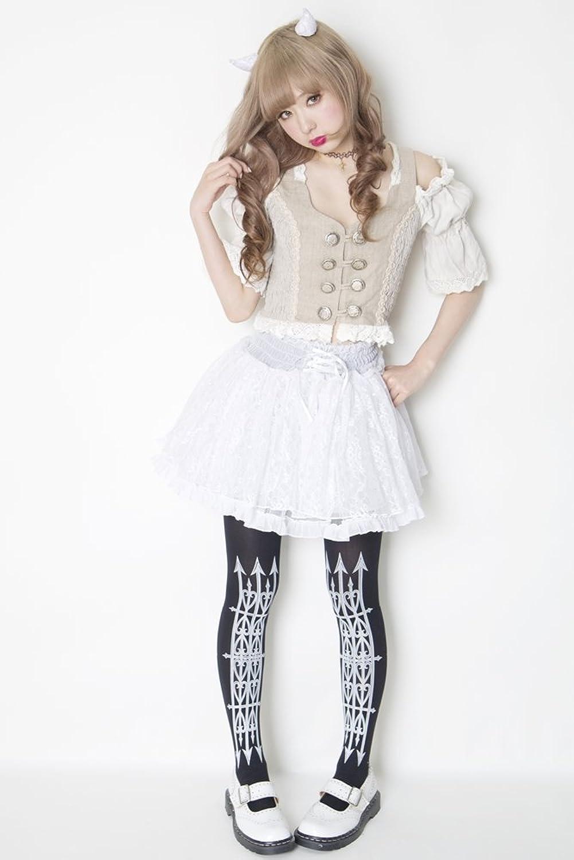 LLL Swan Princess skirt White Swan (japan import)