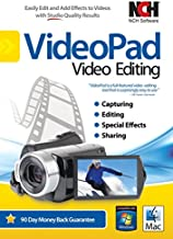 VideoPad Video Editor - Create Professional Videos with Transitions and Effects [Download]