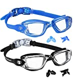 EverSport Swim Goggles, Swimming Glasses for Adult Men Women...