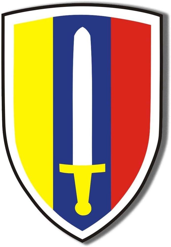 U.S. Army Vietnam USARV Waterproof Discount is All items free shipping also underway Sticker Window Bumper Vinyl D