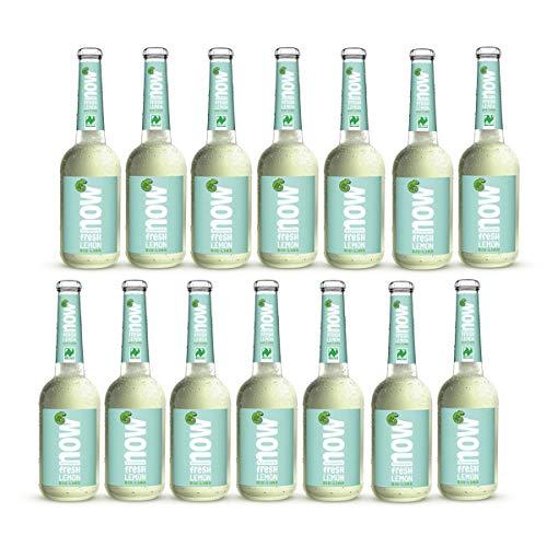 Now Fresh Lemon Bio Limonade by Lammsbräu, 14 Flaschen