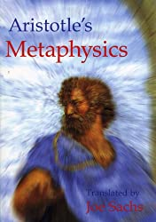 Metaphysics by Aristotle Book Cover